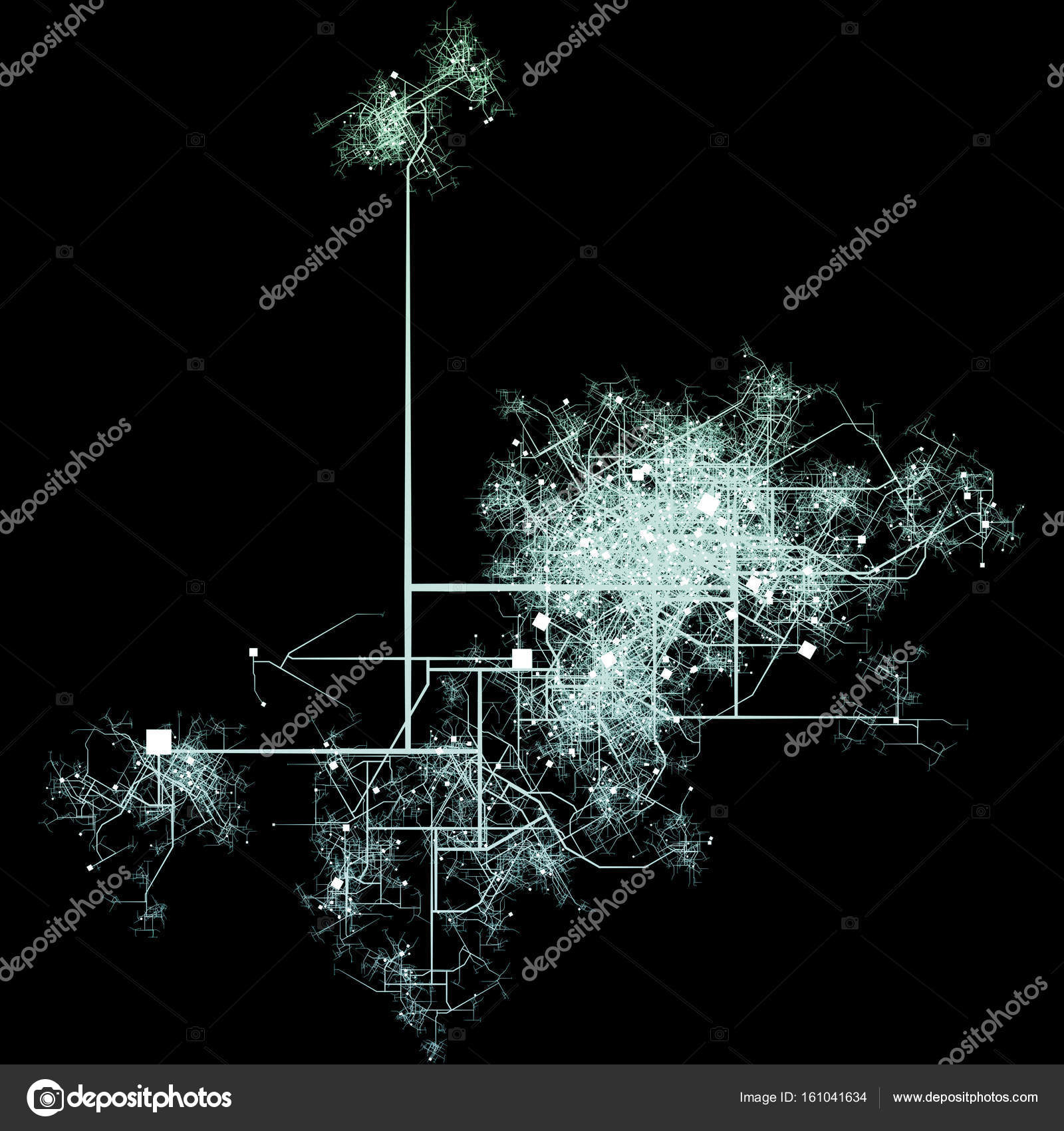 City blueprints concept art stock photo kentoh 161041634 city blueprints concept art stock photo malvernweather Gallery