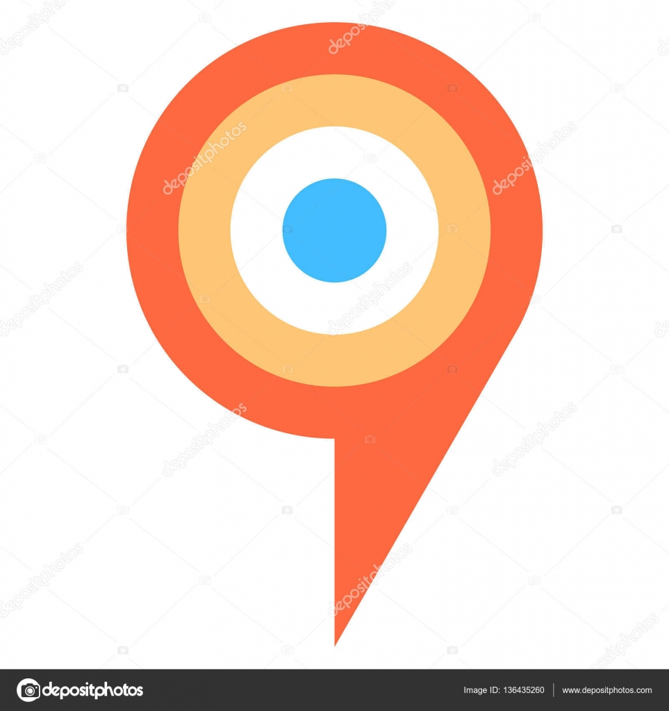 map pin point