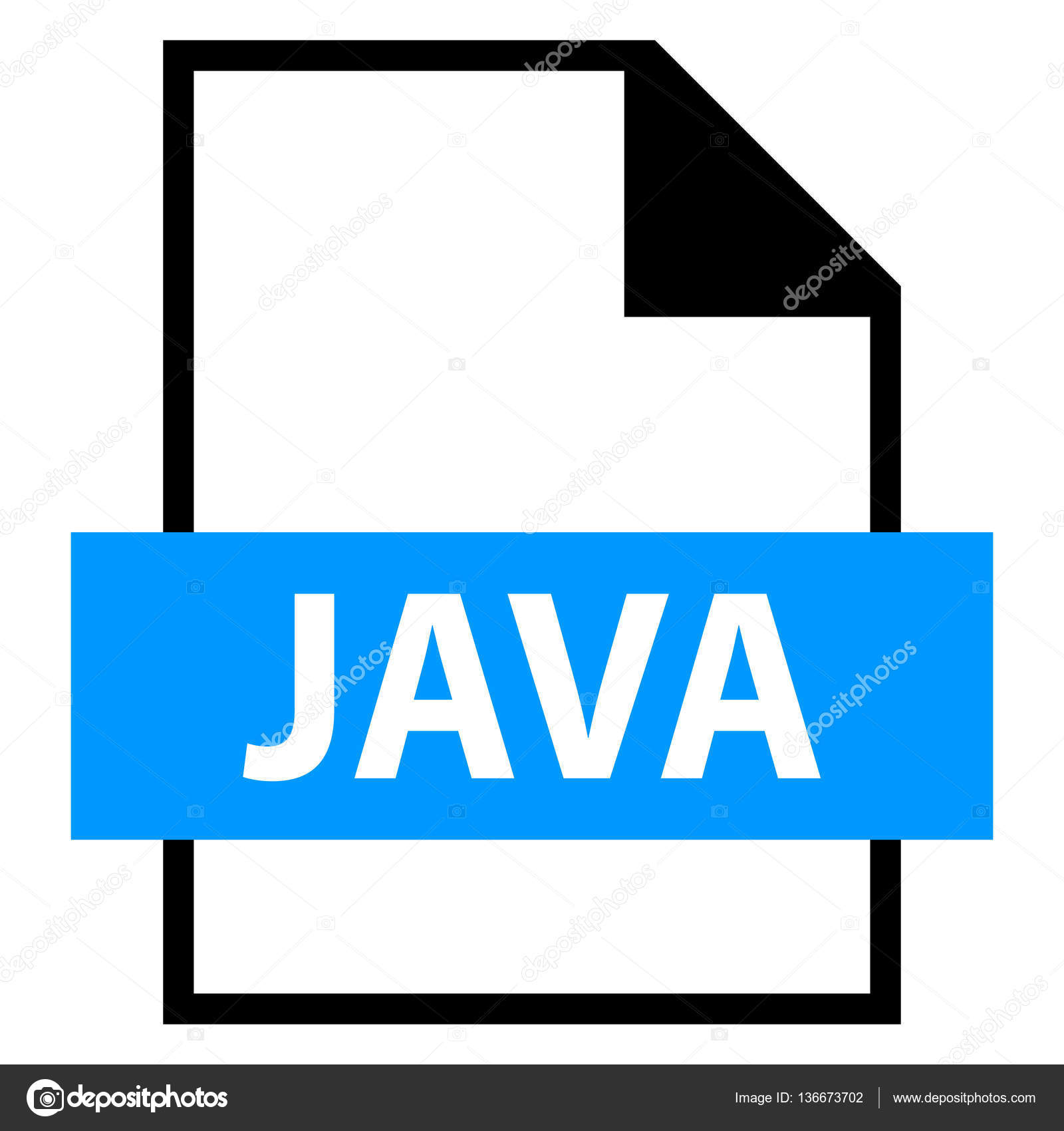 how to open java file
