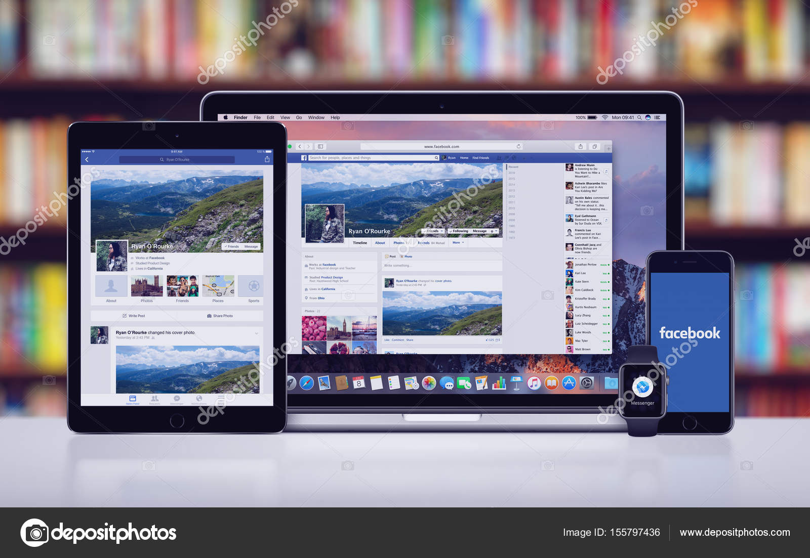 Macbook pro pic | Facebook on the Apple iPhone 7 iPad Pro
