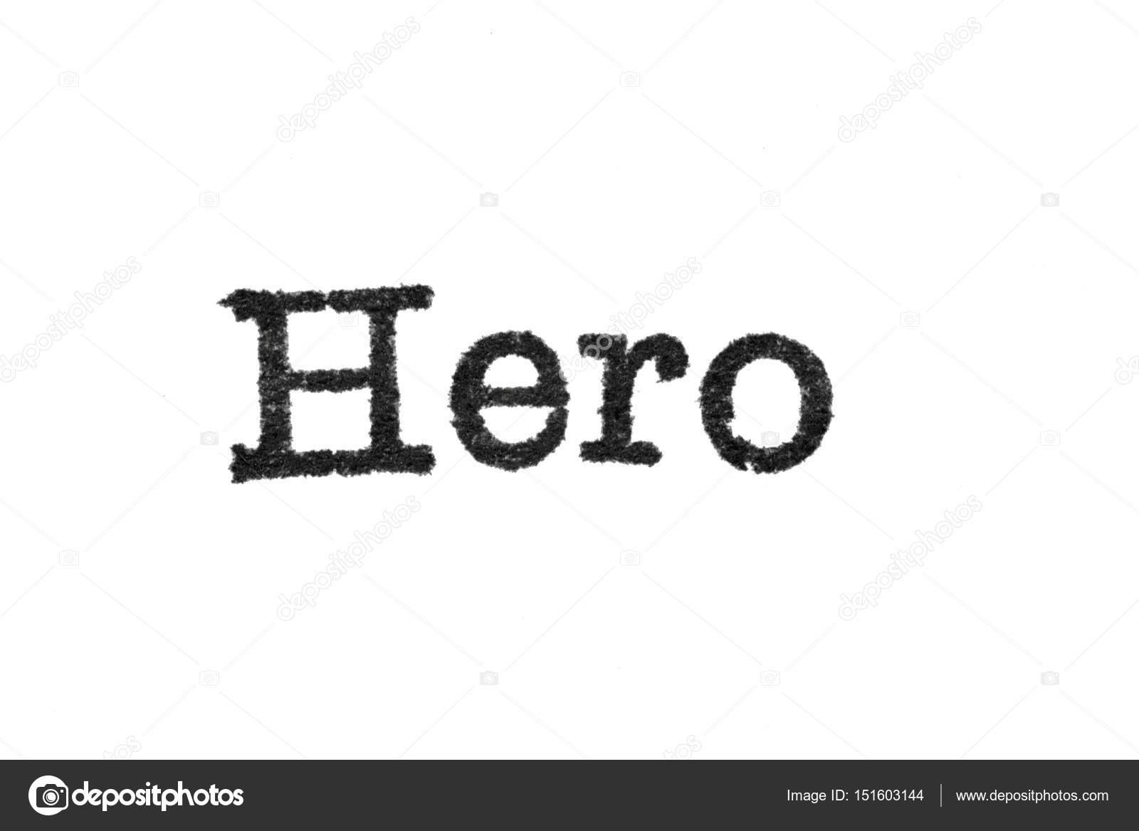 Imágenes Pergamino Para Imprimir Y Escribir La Palabra Héroe De