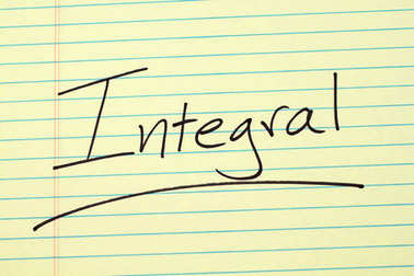 Integral On A Yellow Legal Pad