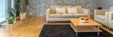 Cozy corner in your living room