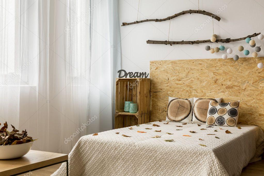 Decorazioni Per La Casa Fai Da Te Creativo In Stile Eco Foto Stock