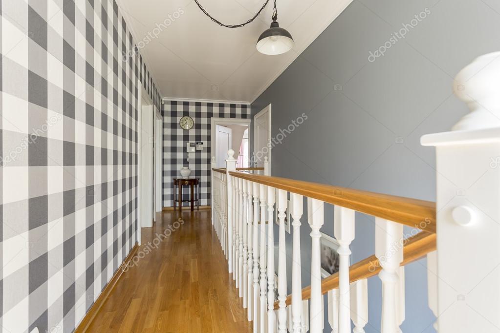 Decoratie Interieur Corridor : Huis corridor in landelijke stijl u stockfoto photographee eu