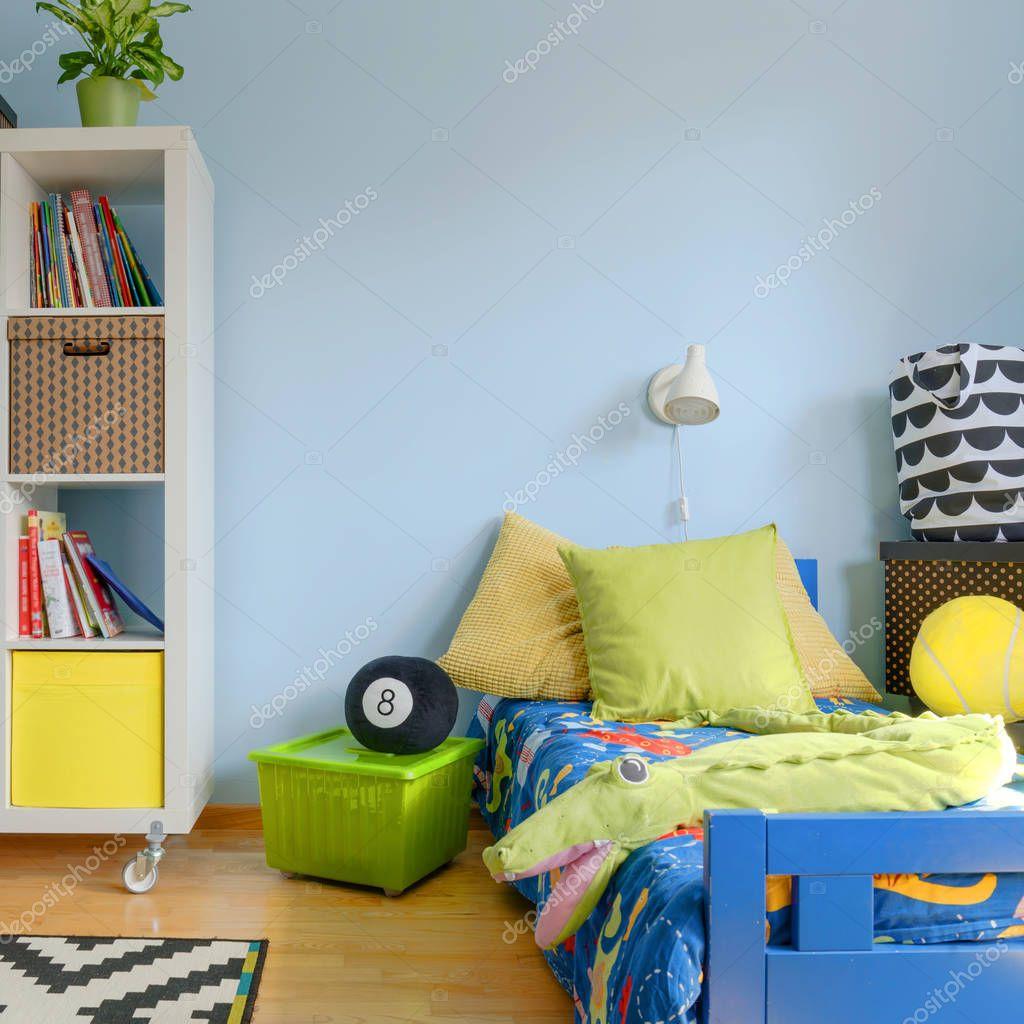 Moderne Kinderzimmer   Moderne Kinderzimmer Stockfoto C Photographee Eu 130508070