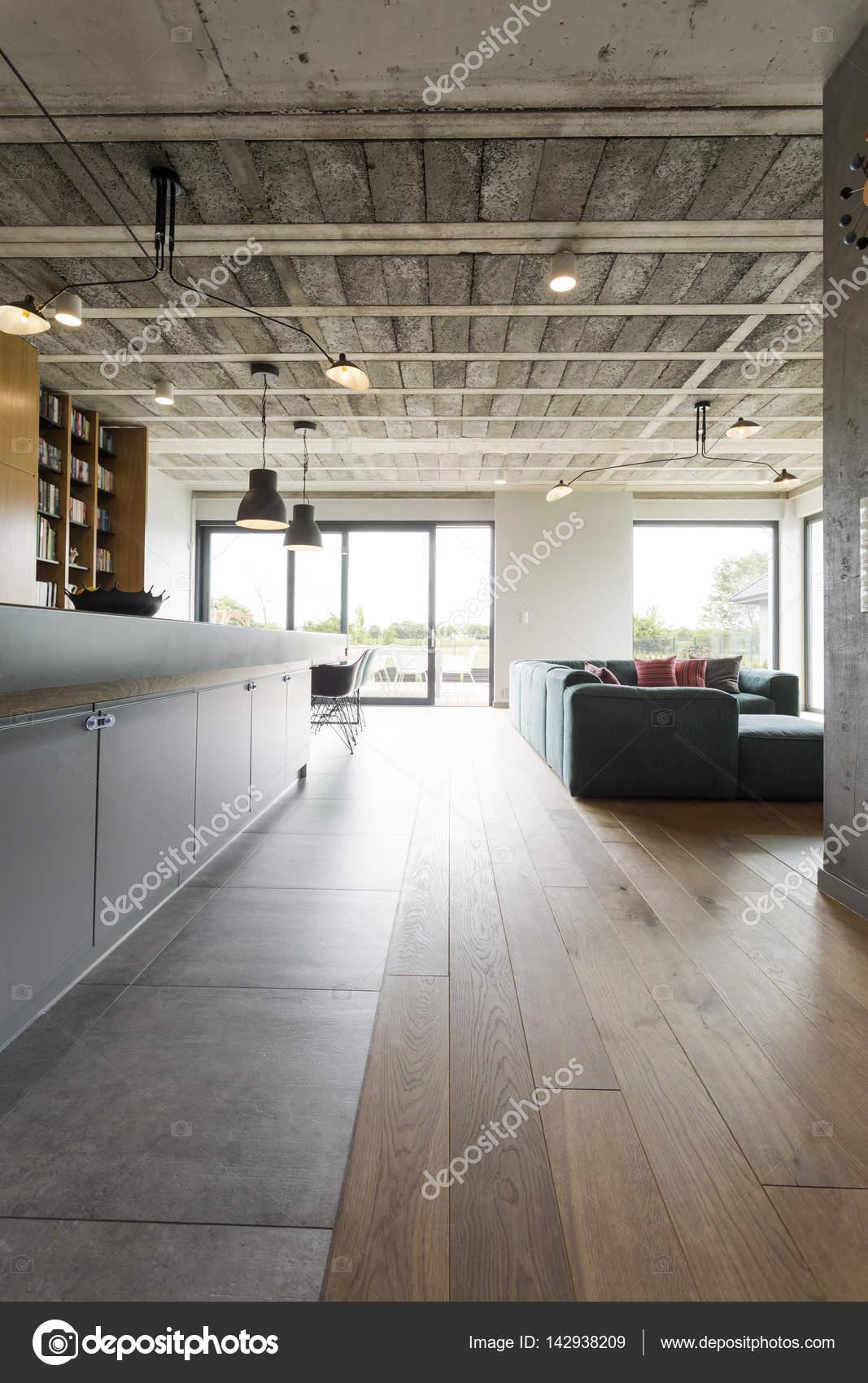 93  [ Betondecke Wohnzimmer ]  Wandfarbe Beton Farbe Wnde