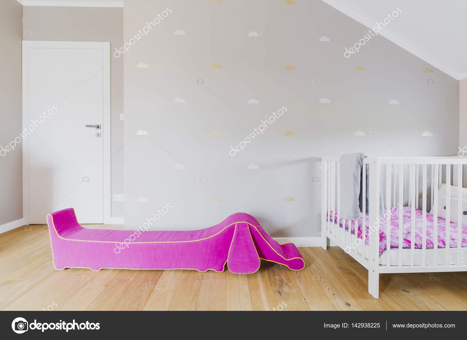 Kinderkamers Op Zolder : Kinderkamer in de zolder u2014 stockfoto © photographee.eu #142938225