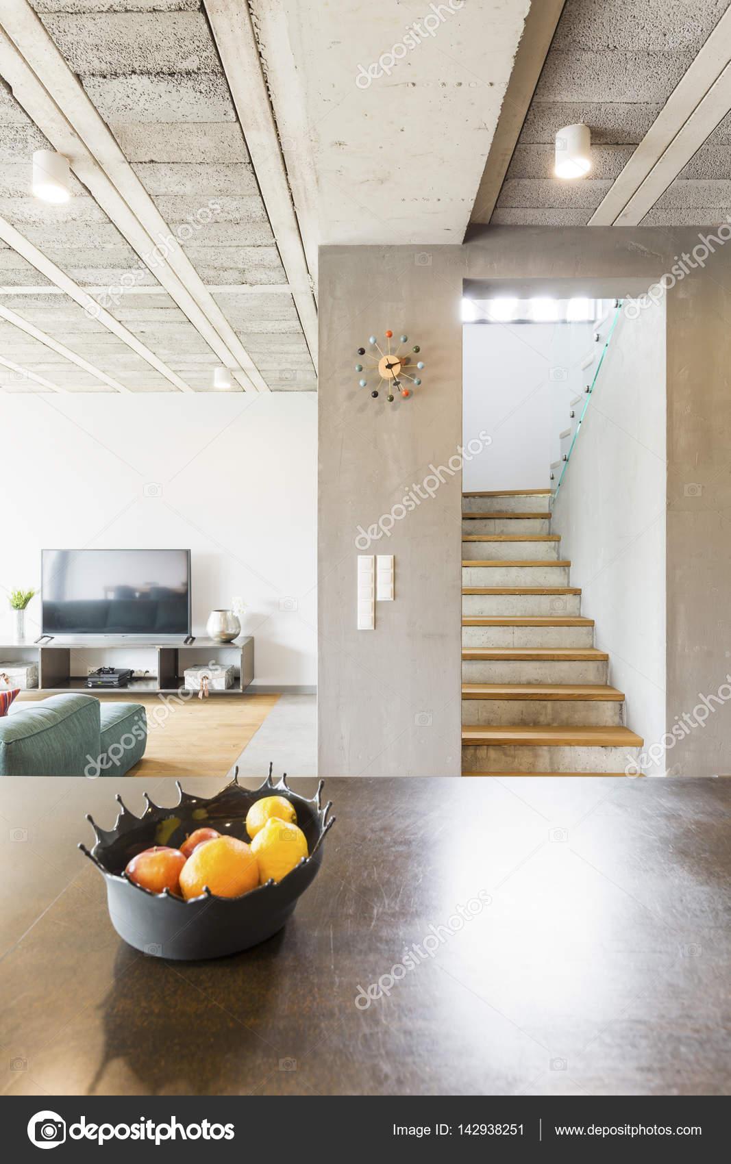 Innere Des Modernen Luxus Haus U2014 Stockfoto