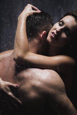 Sex under the shower