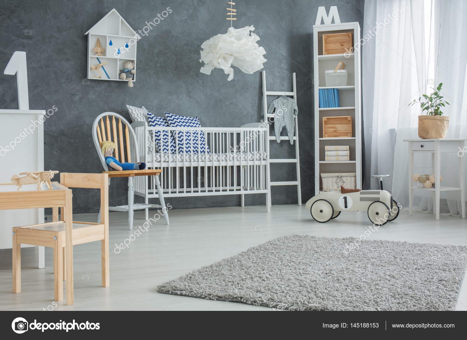 Camera Da Letto Bambino : Camera da letto funzionale del bambino u foto stock photographee