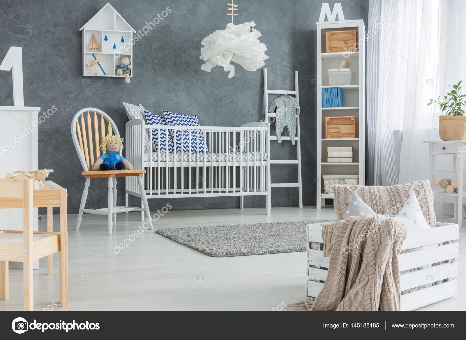 Planten Slaapkamer Baby : Creatieve stijl baby slaapkamer u stockfoto photographee eu