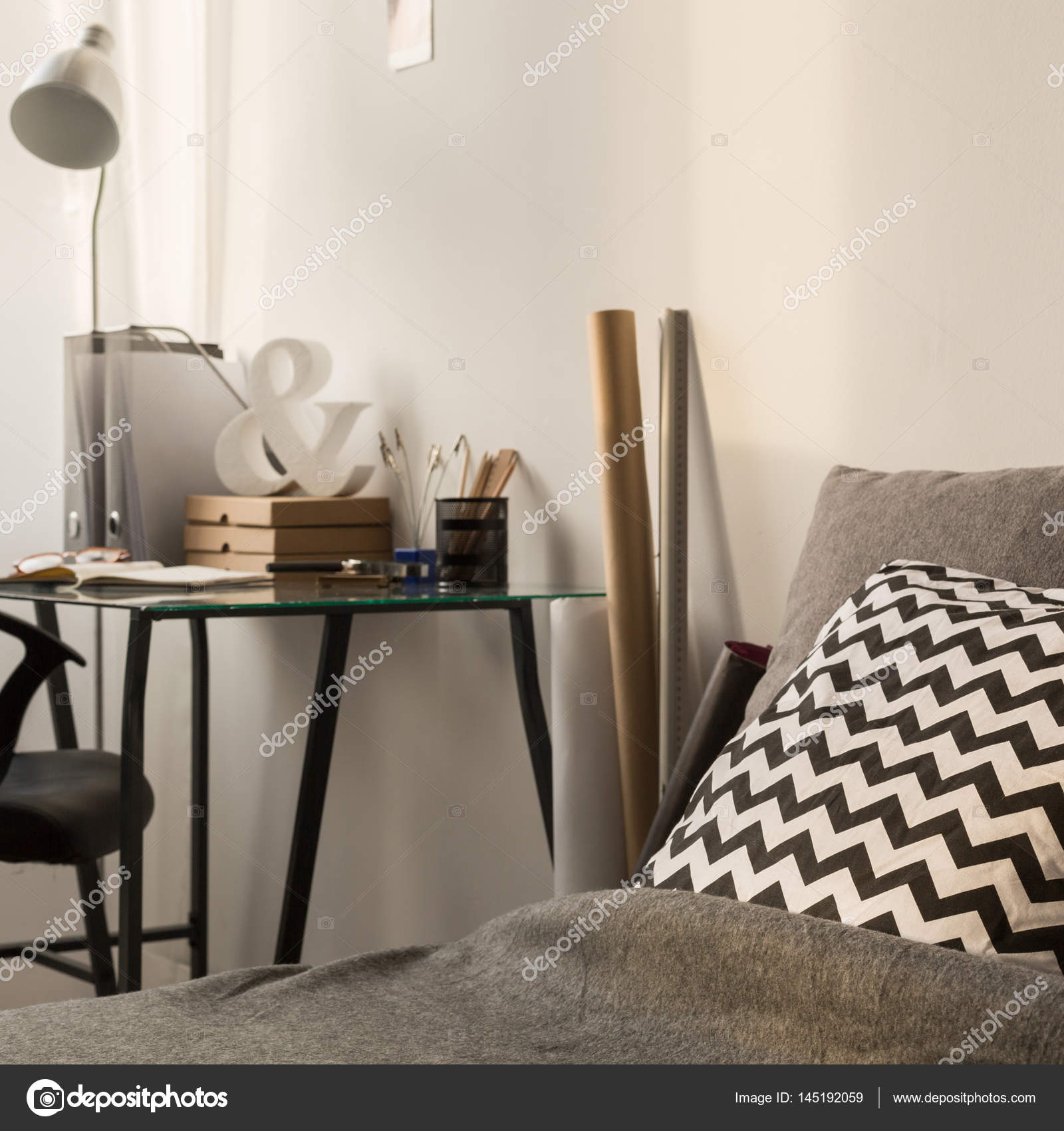 Room For Architect Or Designer U2014 Stock Photo