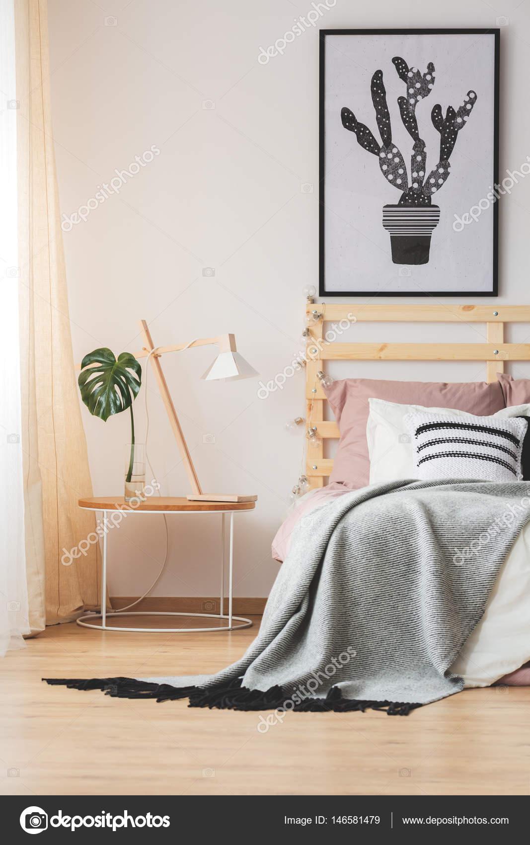 Disegno creativo camera da letto — Foto Stock © photographee ...