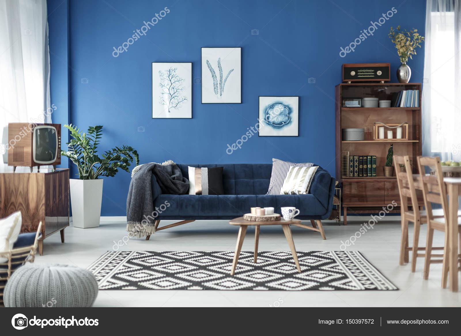 Retro style room — Stock Photo © photographee.eu #150397572