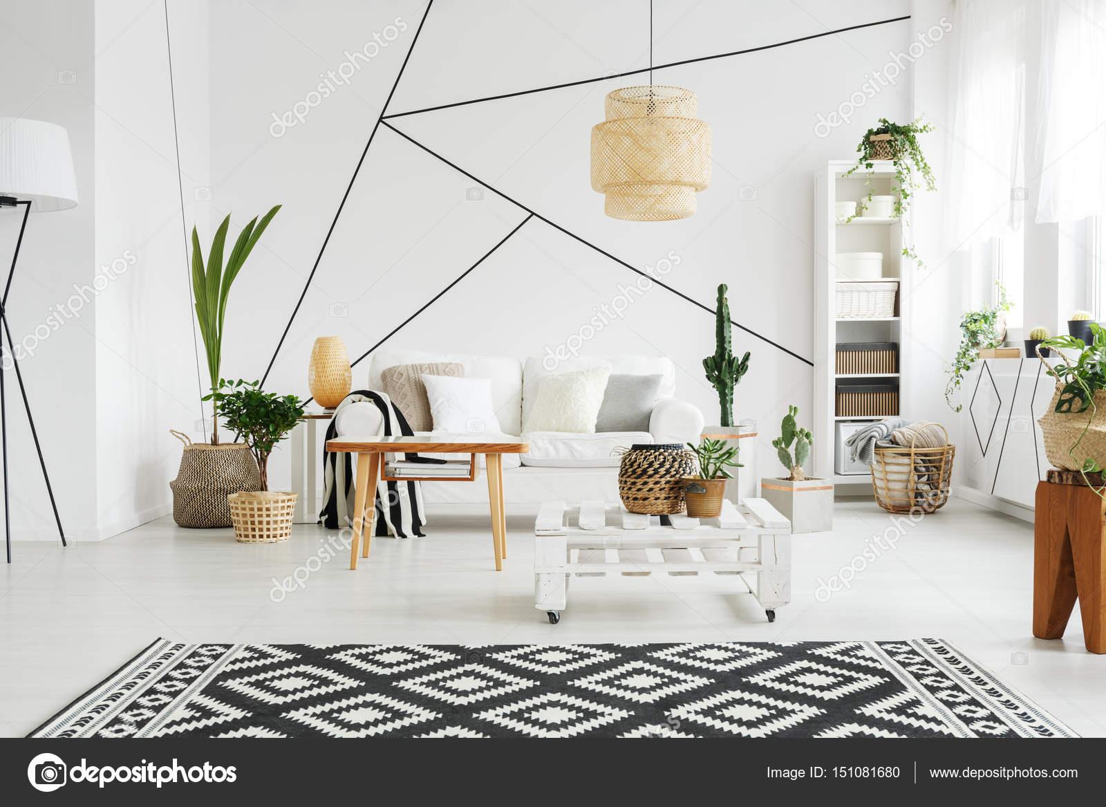 Zeitgenössisches Design-Lounge — Stockfoto © photographee.eu #151081680