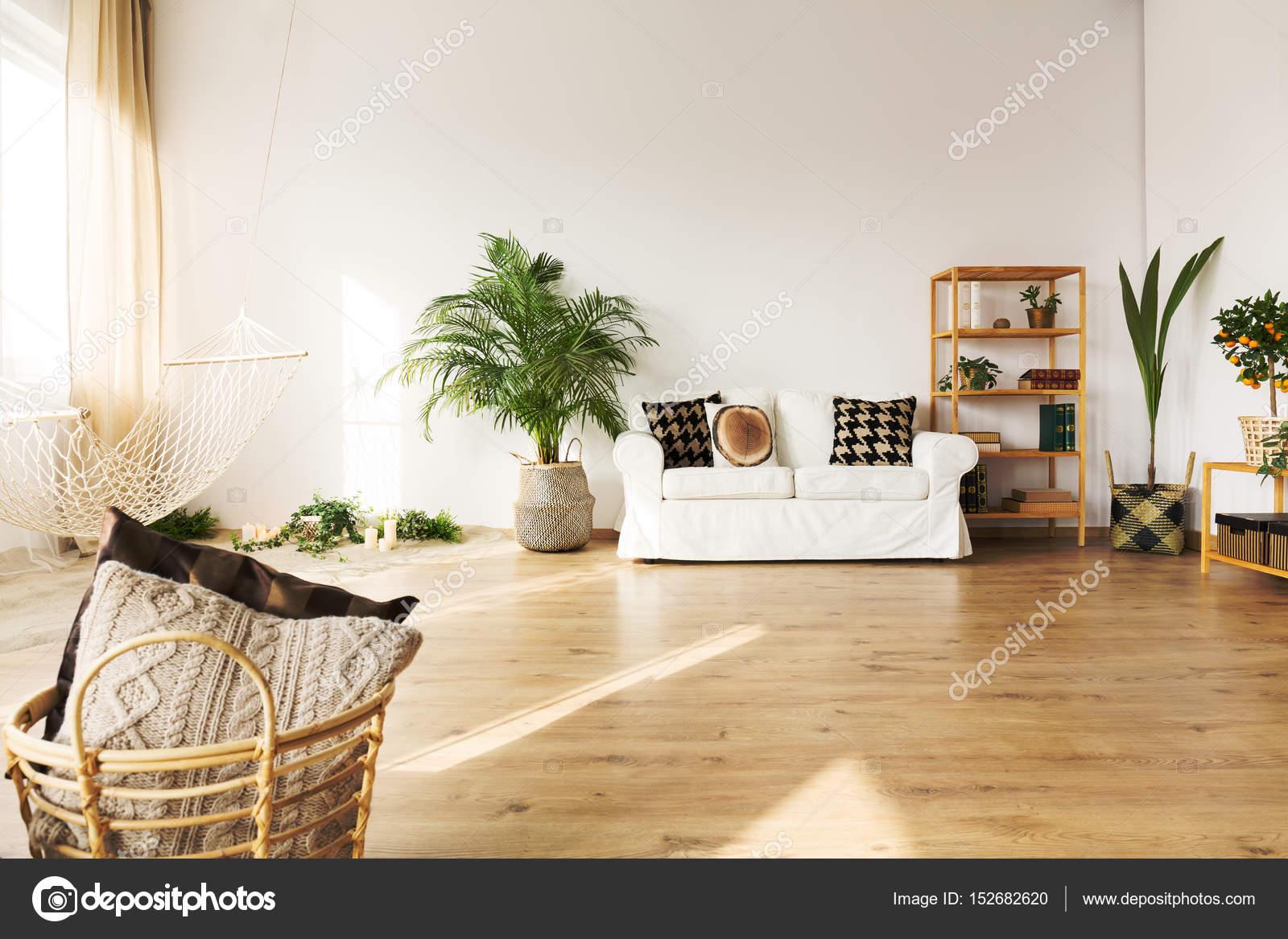 Perfekte Wohnzimmer Mit Sofa U2014 Stockfoto