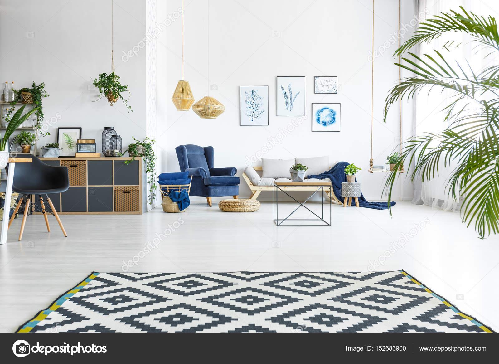 Offenes Wohnzimmer offenes wohnzimmer mit pflanzen stockfoto photographee eu 152683900