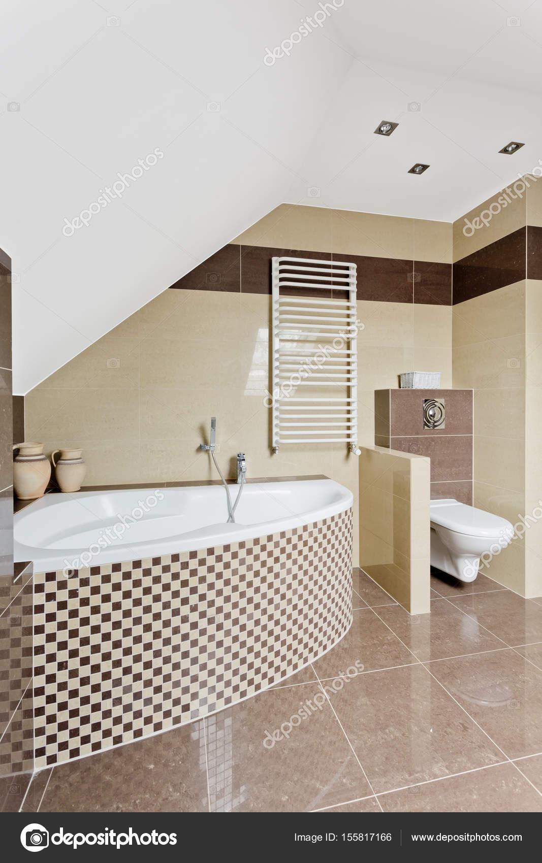 Bagni beige e marrone free concept with bagni beige e marrone nuovo bagno nei colori marroni - Bagno marrone e beige ...