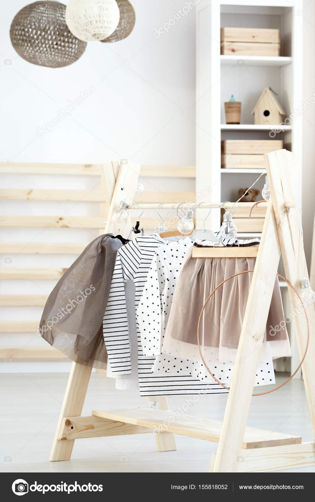 Babyzimmer Mit Diy Mobeln Stockfoto C Photographee Eu 155818052