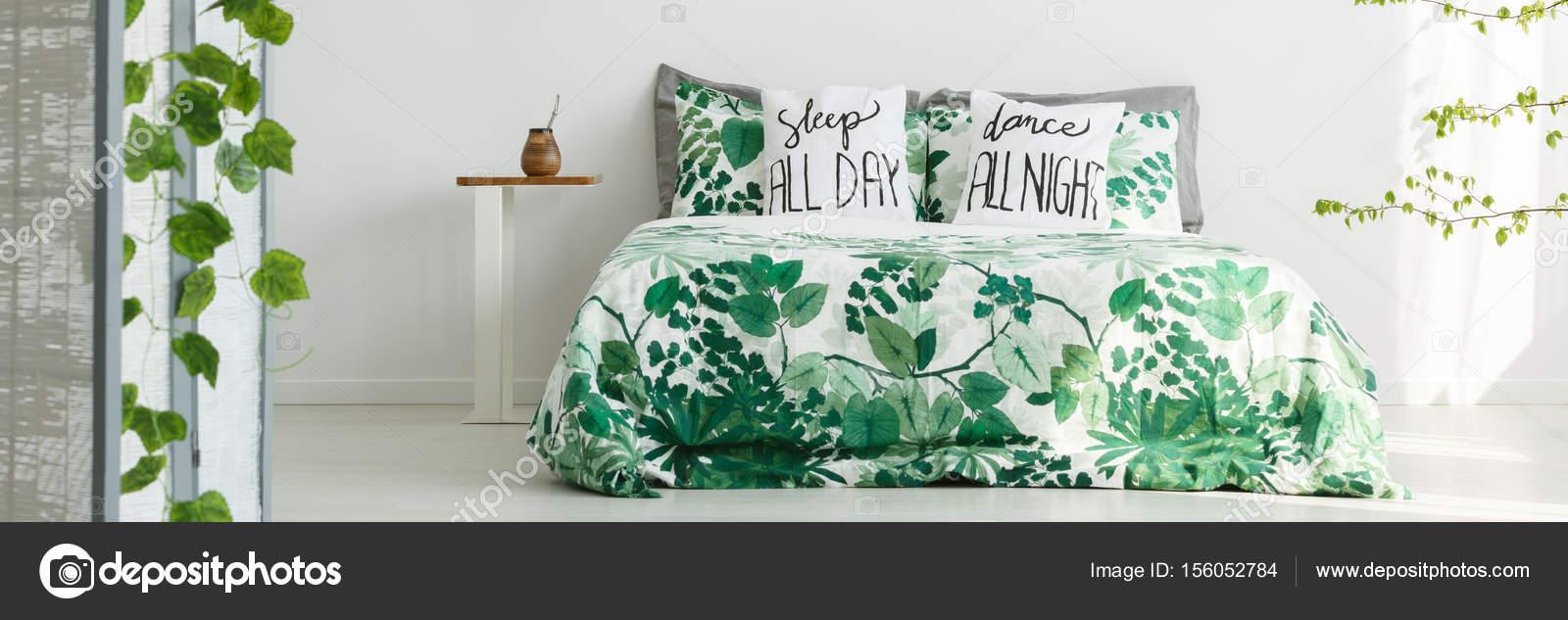 Patterned Bedding Magnificent Decorating Design