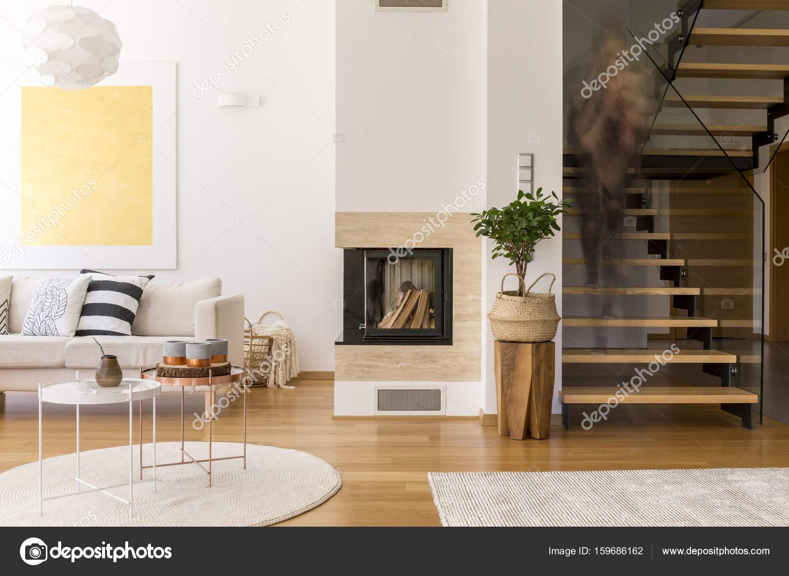 Houten design lounge u2014 stockfoto © photographee.eu #159686162