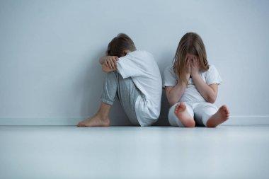 Children living in fear