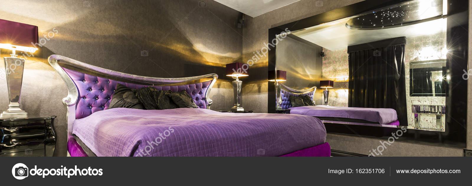 Chambre à Coucher Dans Un Style Glamour Photographie Photographee