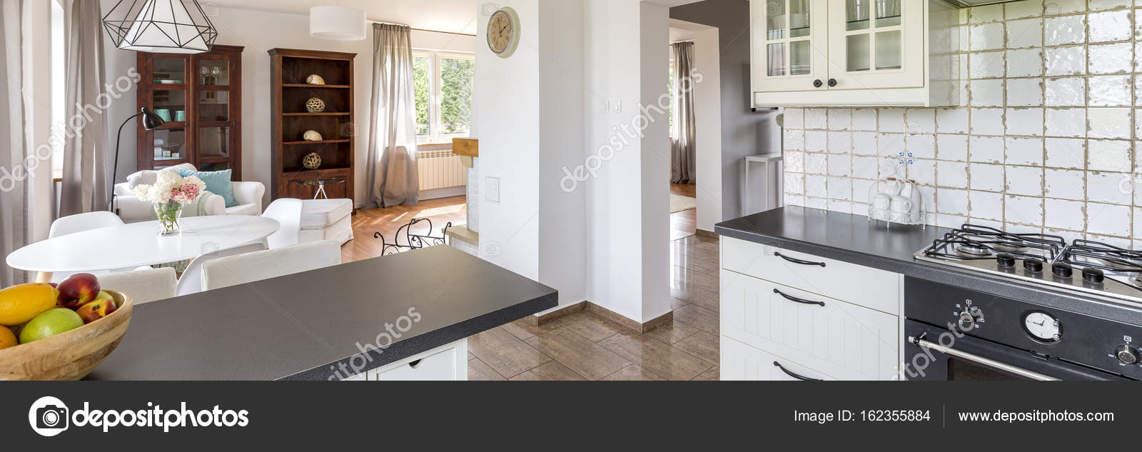 modern klassieke interieur — Stockfoto © photographee.eu #162355884