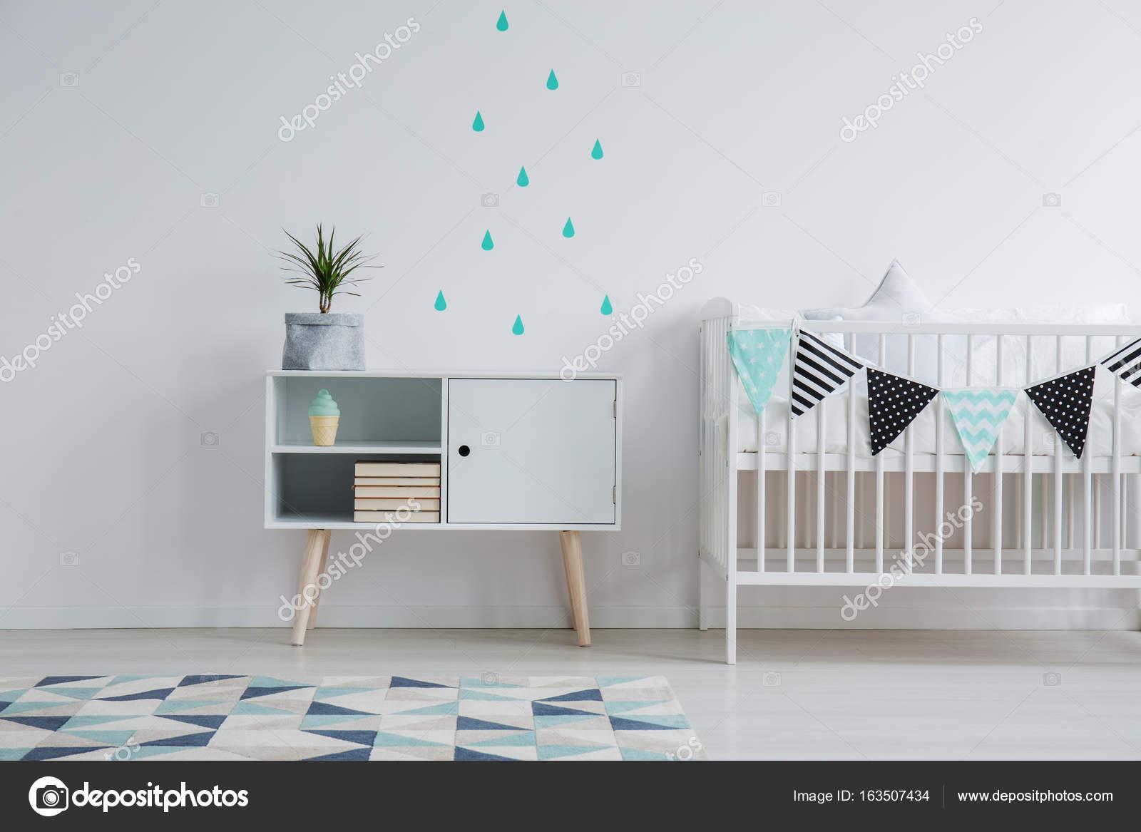 Planten Slaapkamer Baby : Mint waterdruppel stickers u2014 stockfoto © photographee.eu #163507434