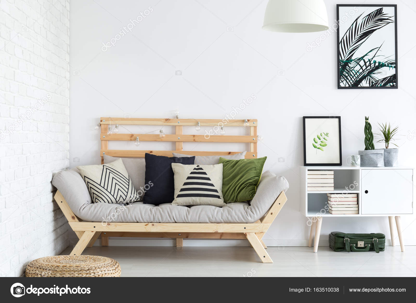 woonkamer decor — Stockfoto © photographee.eu #163510038