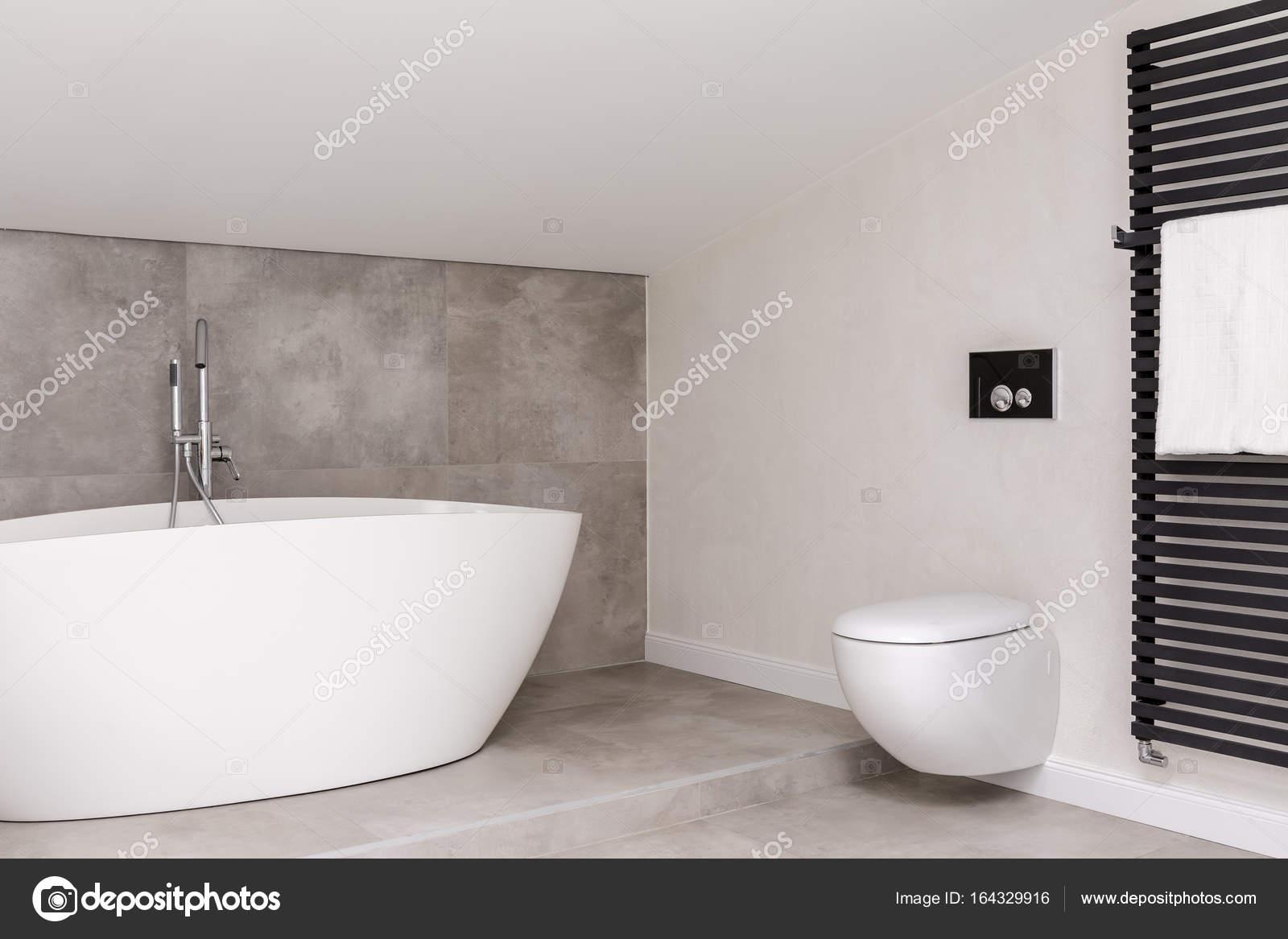 Toilette Da Bagno : Semplice bagno con la toilette u foto stock photographee eu