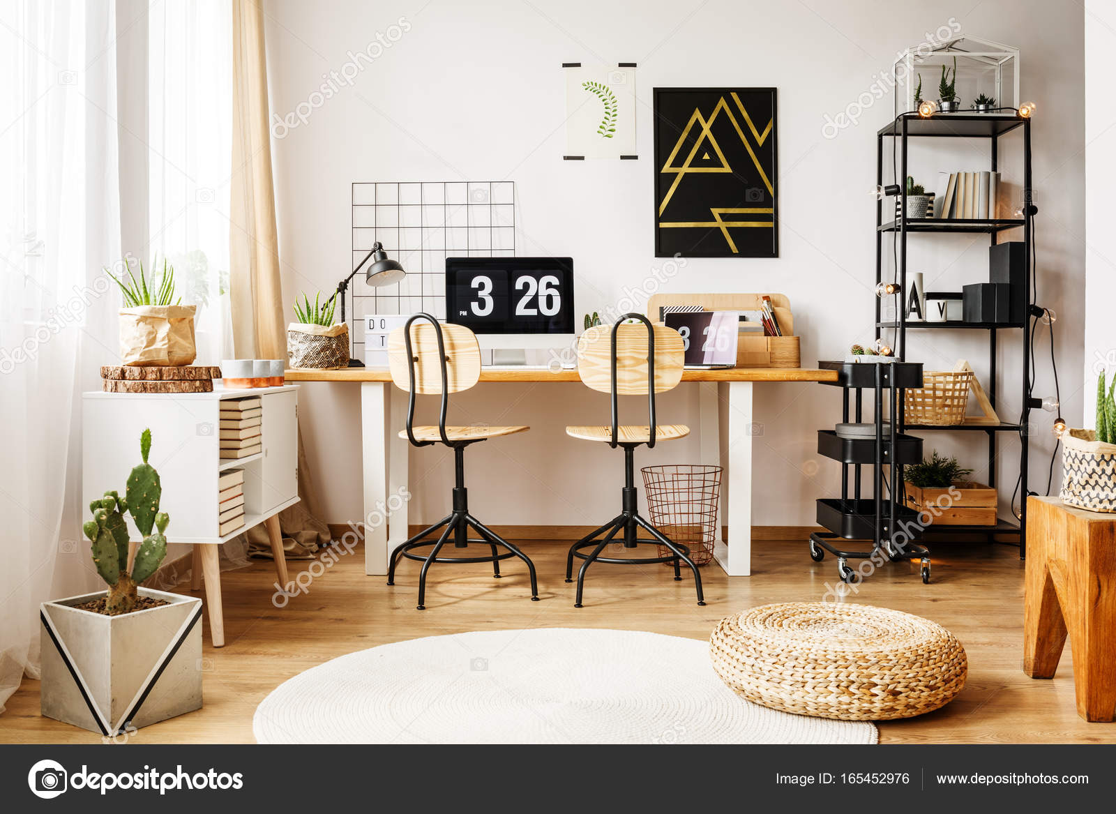 Moderne kamer ethnicraft slaapkamer modern teak with for Moderne wohnzimmermobel