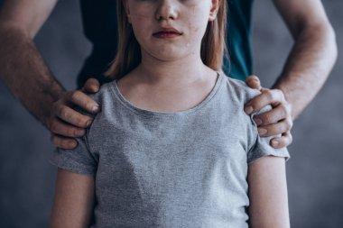 Concept of children exploitation