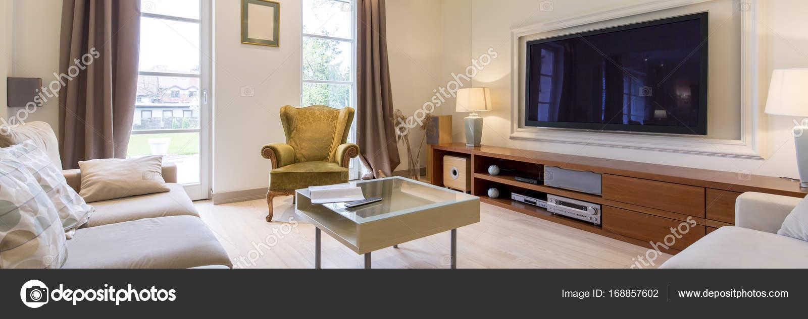 Acabamento Delicado Espa O Para Relaxar Stock Photo Photographee  -> Acabamento Para Sala De Estar