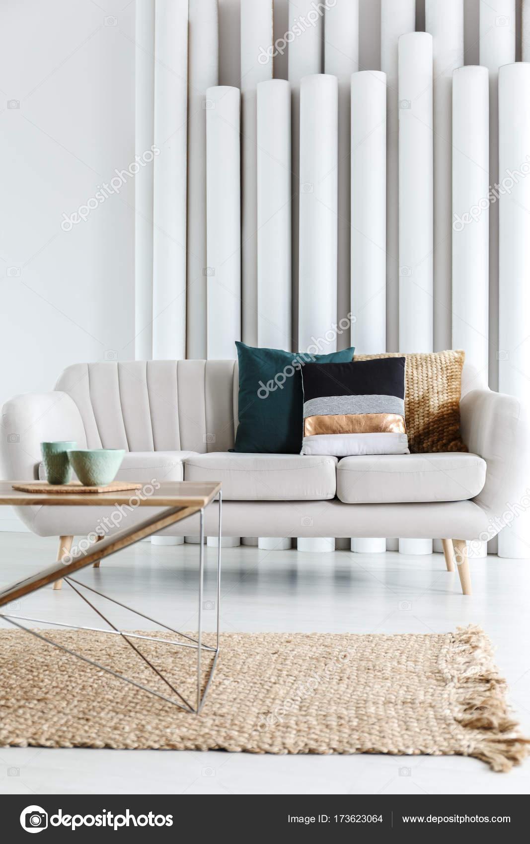 Dekorative Wohnzimmer — Stockfoto © photographee.eu #173623064