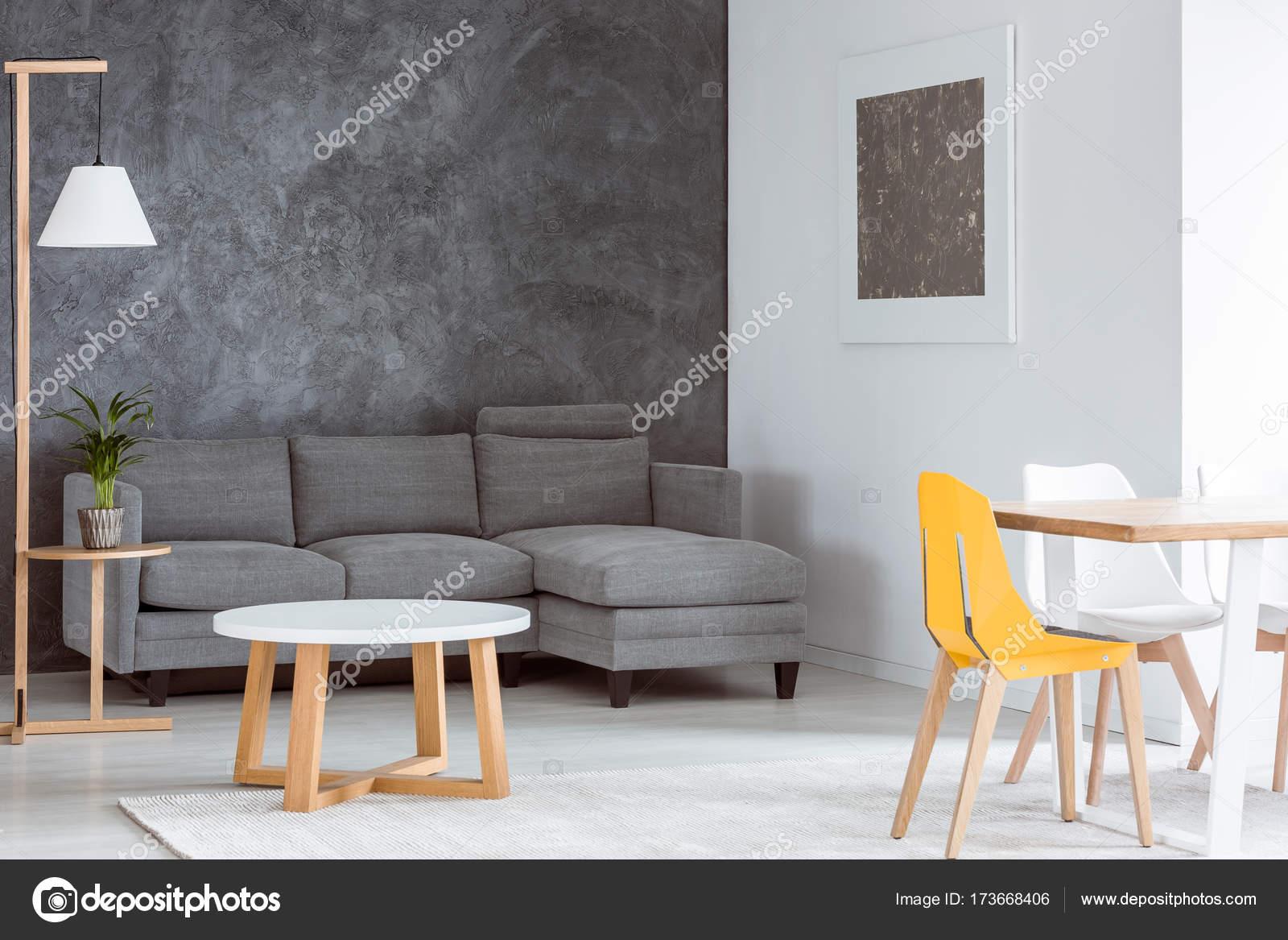 Decora O Escandinava De Cinza E Branca Fotografias De Stock
