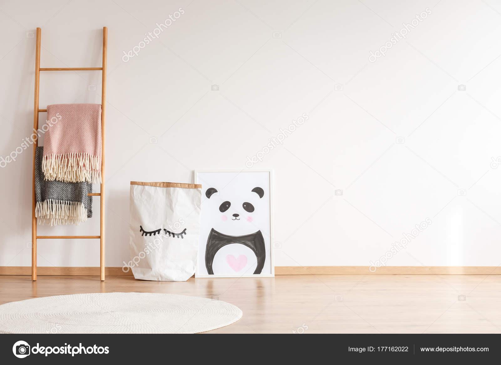Kinderzimmer Mit Panda Zeichnen Stockfoto C Photographee Eu 177162022