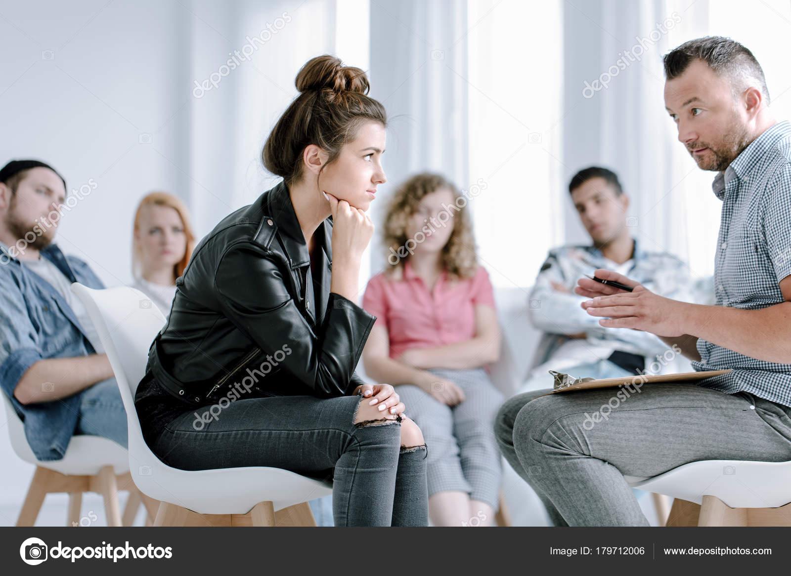 ραντεβού με ένα κορίτσι με κλινική κατάθλιψη