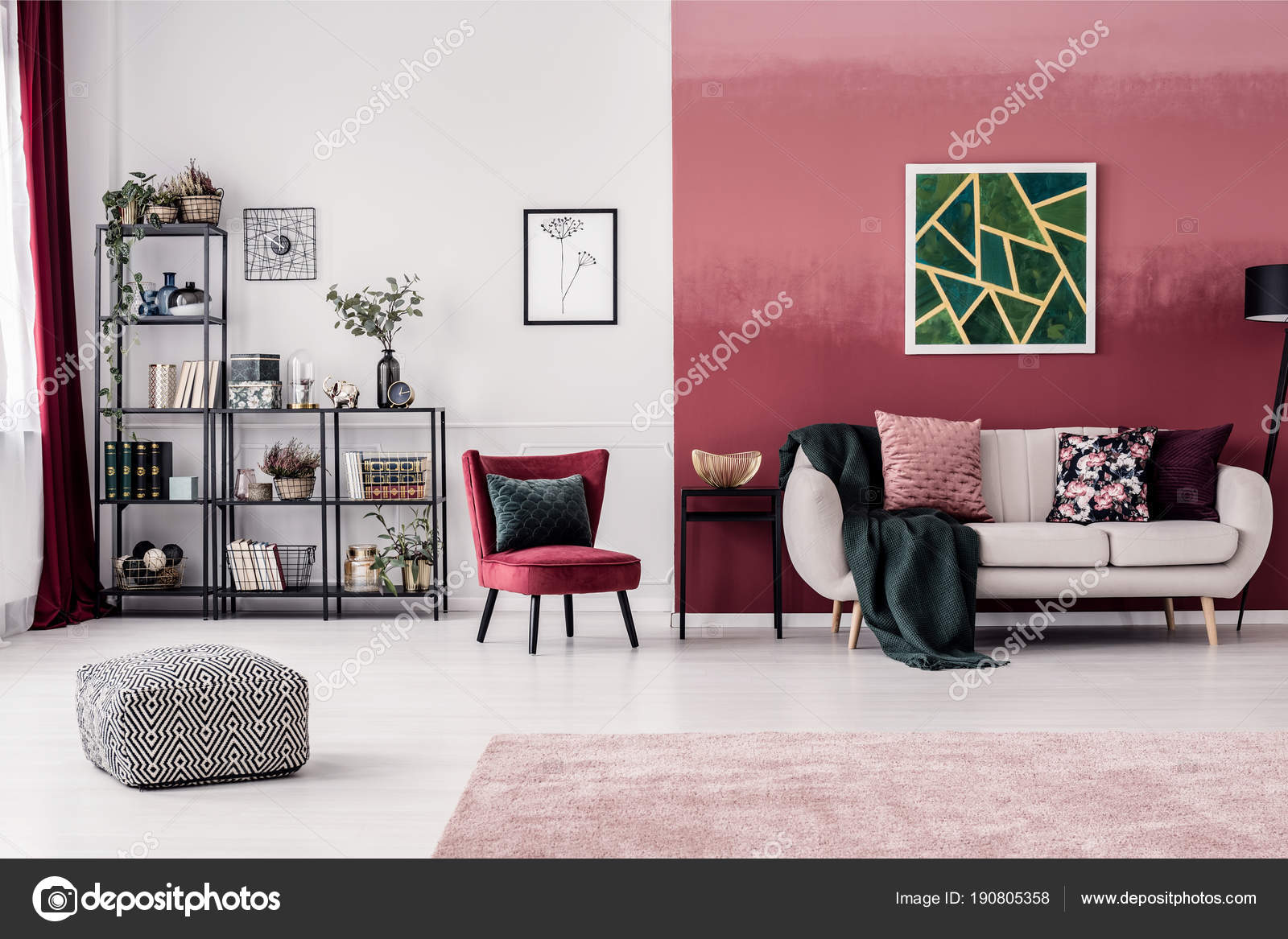 https://st3.depositphotos.com/2249091/19080/i/1600/depositphotos_190805358-stock-photo-living-room-with-red-wall.jpg
