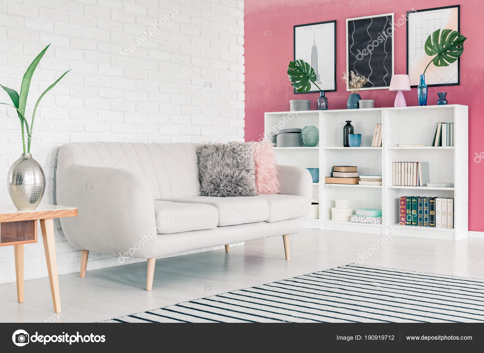 Awesome Roze Decoratie Woonkamer Ideas - Ideeën Voor Thuis ...