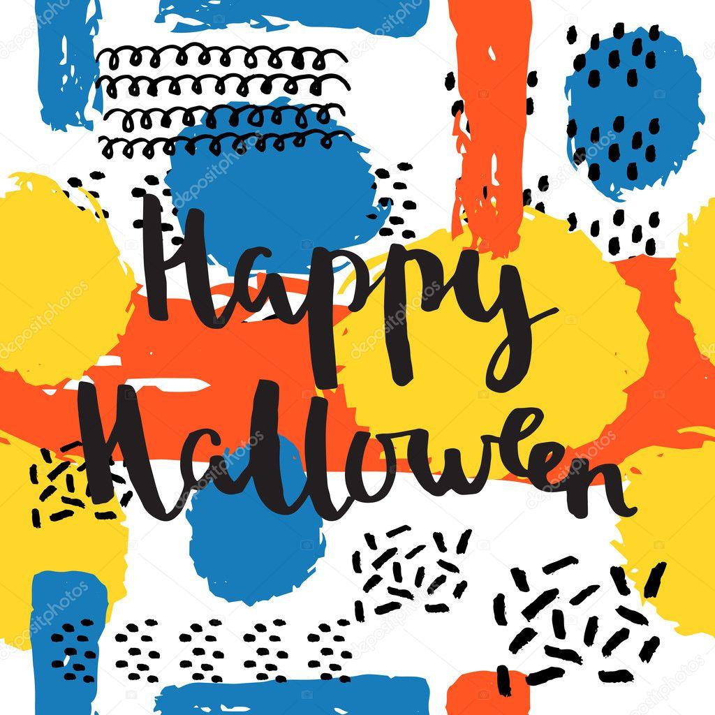 Letras De Halloween Descargar Frases De Letras De