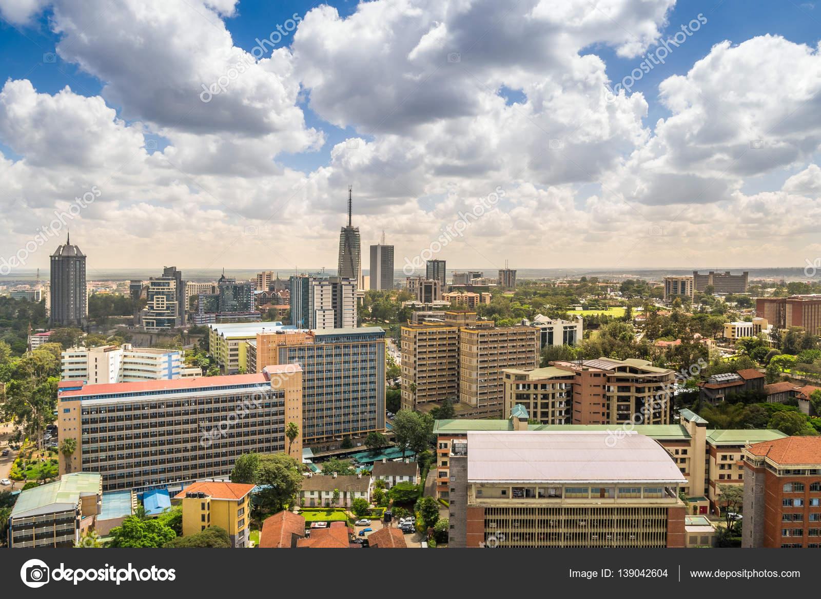 Nairobi Kenya Centre Ville
