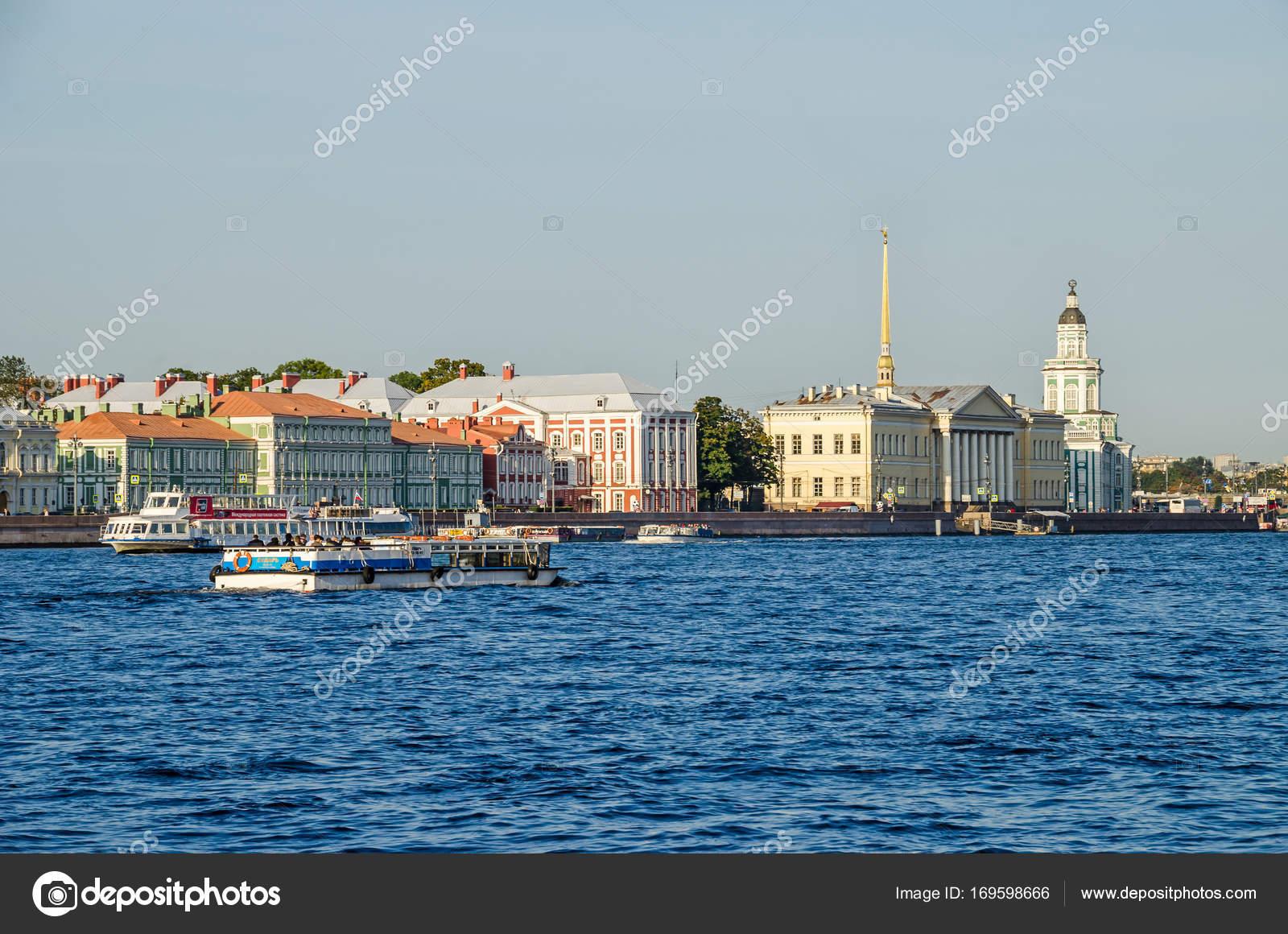 Petersburg. Vasilyevsky Adası Spit 89