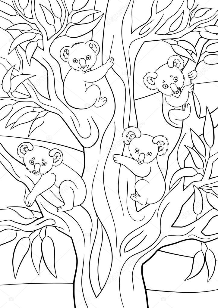 Imágenes: bebes sentados para colorear   Dibujos para colorear ...