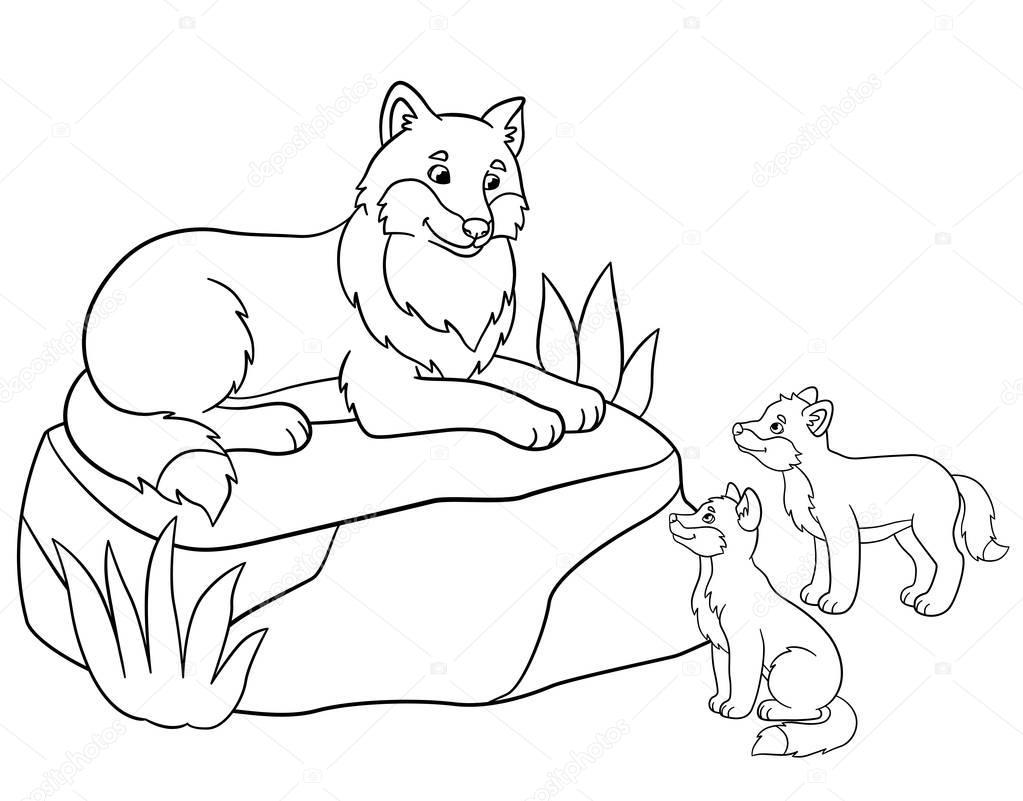 Картинка головы собаки раскраска распространенным фактором