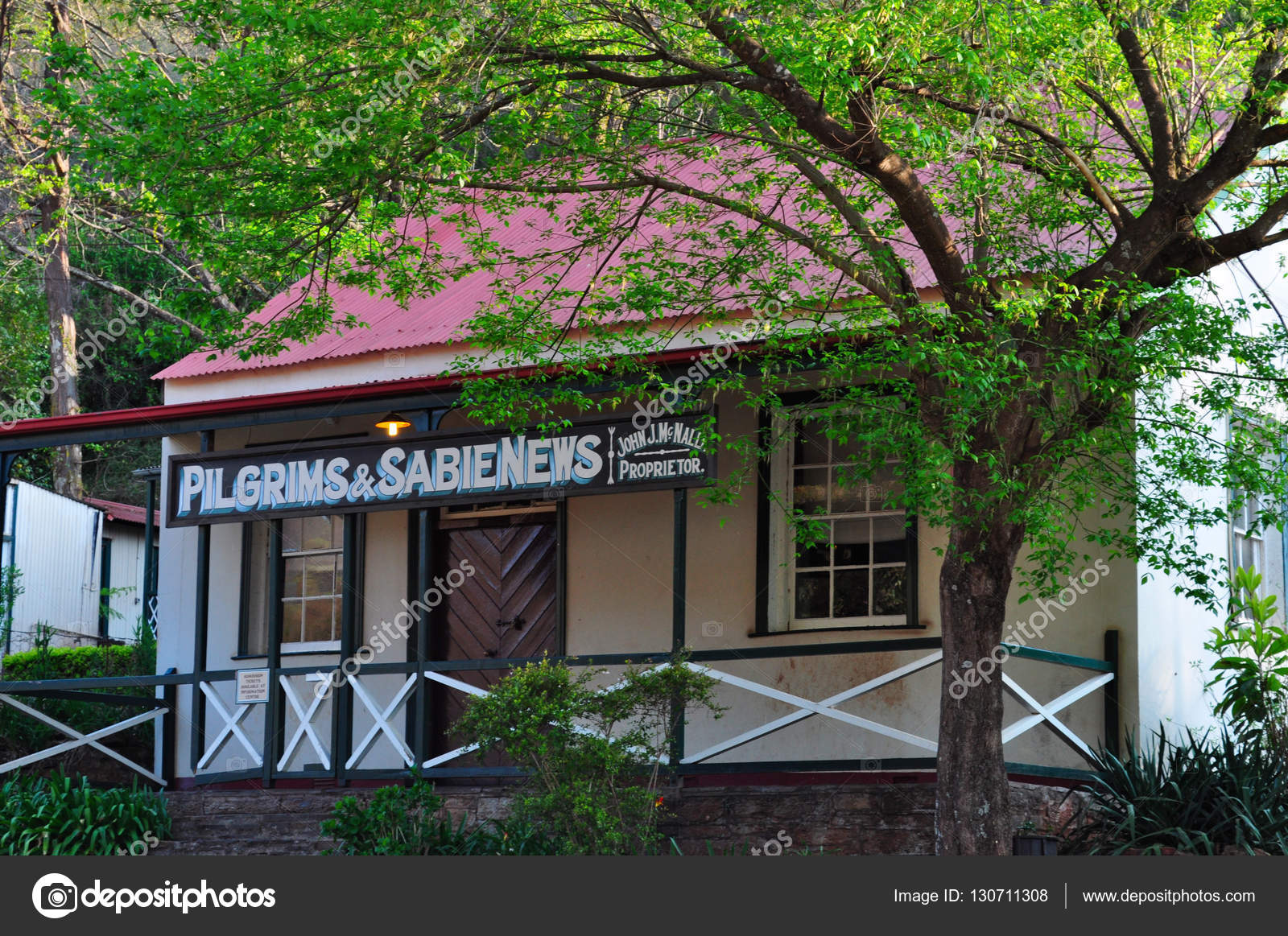 South Africa: Pilgrim's and Sabie News Printing Museum