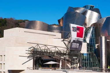 Spain: the Guggenheim Museum Bilbao, the museum of modern and contemporary art designed by architect Frank Gehry, opened in 1997, among the most admired works of contemporary architecture