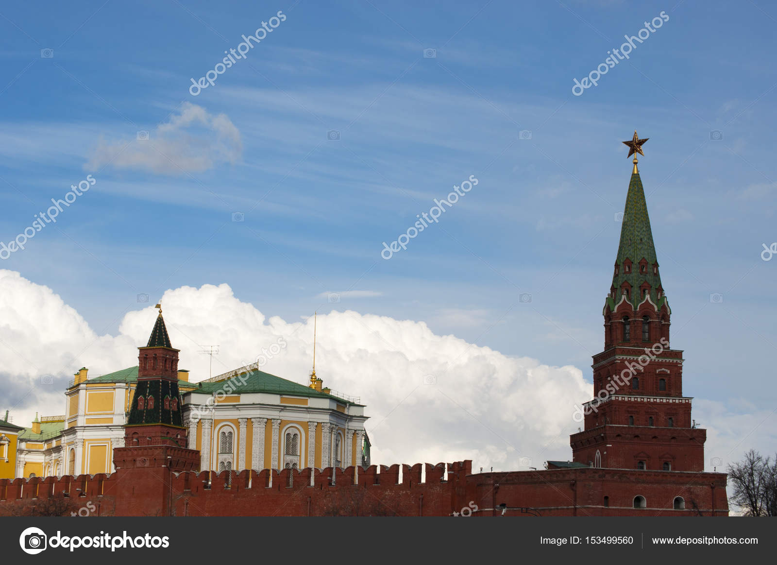 Borovitskaya tower: description and photo 12