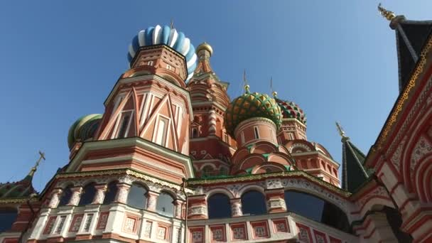 St. Basils Cathedral, Moskva, Rusko. Sestaven z 1555 1561 pořadí Car Ivan hrozný na památku dobytí Kazaně a Astrachaň